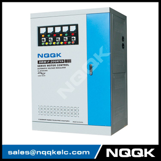 SBW-F 150KVA / 180KVA / 200KVA Split-Phase Regulating Full-Autpmatic Compensated 3Phase Series voltage regulator stabilizer