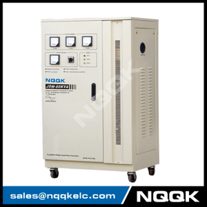 JSW 80KVA / 100KVA Precision Purified 3Phase Series Voltage Stabilizer Regulator