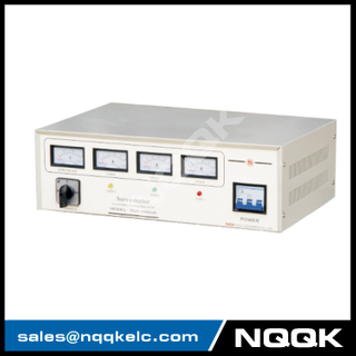 TNS 3KVA / 4.5KVA Servo Type 3Phase Series Voltage Regulator Voltage Stabilizer