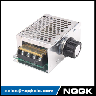 4000W SCR Module Dimming Speed Temperature Electronic Voltage Regulator