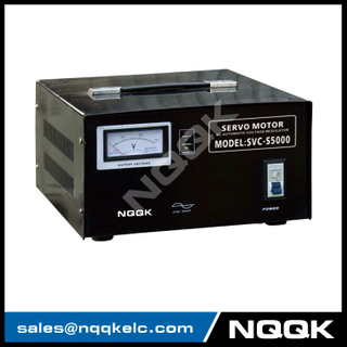 SVC-S 5KVA / 10KVA Super-thin Type 1Phase Series Voltage Regulator Voltage Stabilizer