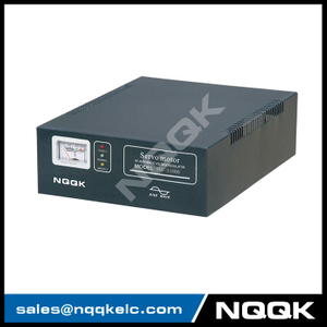 SVC-S 1KVA / 1.5KVA Super-thin Type 1Phase Series Voltage Regulator Voltage Stabilizer