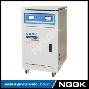 SVC 30KVA Servo Type 1Phase Series Voltage Regulator Voltage Stabilizer