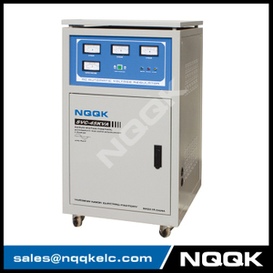 TNS 45KVA / 50KVA / 60KVA Servo Type 3Phase Series (new) Voltage Regulator Voltage Stabilizer
