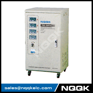 TNS 30KVA Servo Type 3Phase Series Voltage Regulator Voltage Stabilizer