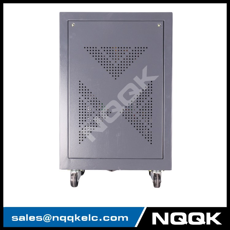 AVR 15KVA 15000W Servo Type 1Phase Series Voltage Regulator Voltage Stabilizer
