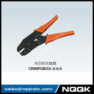 Industrial Rectangular heavy duty connector tool