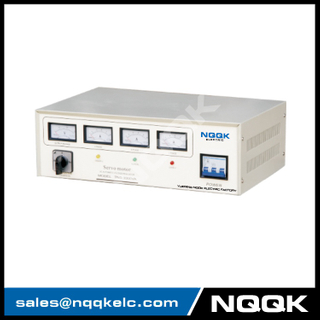 TNS 1.5KVA Servo Type 3Phase Series Voltage Regulator Voltage Stabilizer