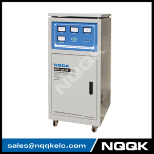 TNS 6KVA / 9KVA Servo Type 3Phase Series (new) Voltage Regulator Voltage Stabilizer