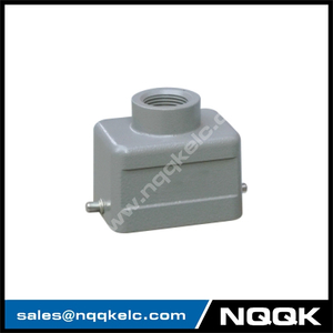 H10B -2 Hood Housing industrial heavy duty rectangle connector