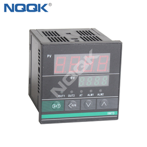 XMTD-7411 XMTD-6411 Thermocouple E 400 72mm Industrial Digital Intelligent Temperature Controller