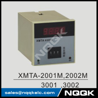 XMTA-2001M thermocouple RTD voltage resistance current silicon time adjusting Industrial digital Temperature Controller