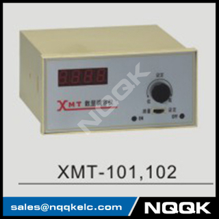 XMT-101 thermocouple RTD voltage resistance current silicon time adjusting Industrial digital Temperature Controller