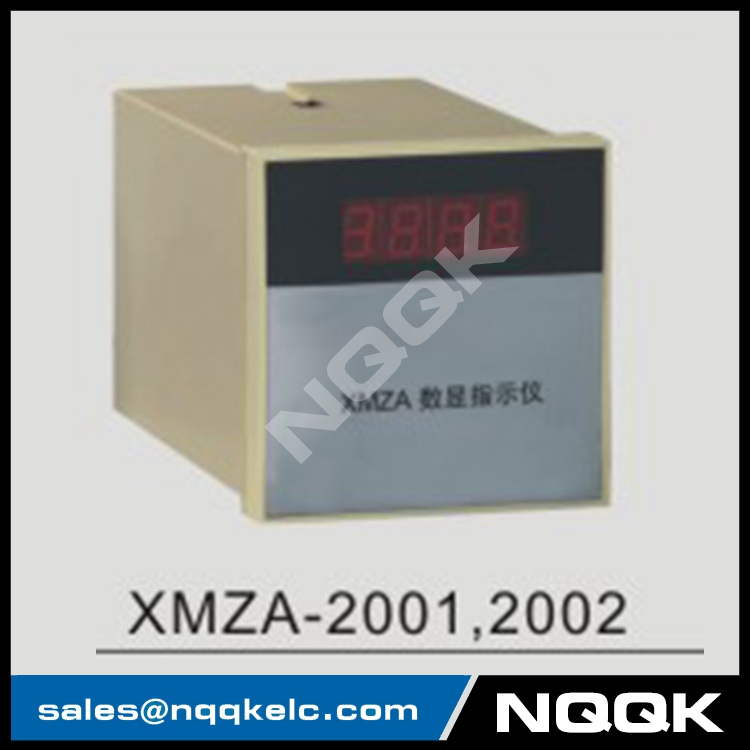 XMZA-2001 thermocouple RTD voltage resistance current silicon time adjusting Industrial digital Temperature Controller