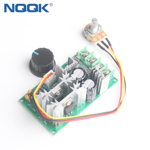 DC Motor Speed Controller 12V24V36V48V High Power Drive Module PWM Controller 20A Regulator