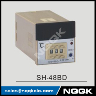 SH-48BD 48mm adjustion Digital Industrial Temperature Controller