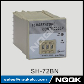 SH-72BN 72mm adjustion Digital Industrial Temperature Controller
