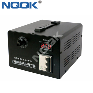 SSR-60A AC380V 60A 15KW 3 Three Phase Solid State Regulator