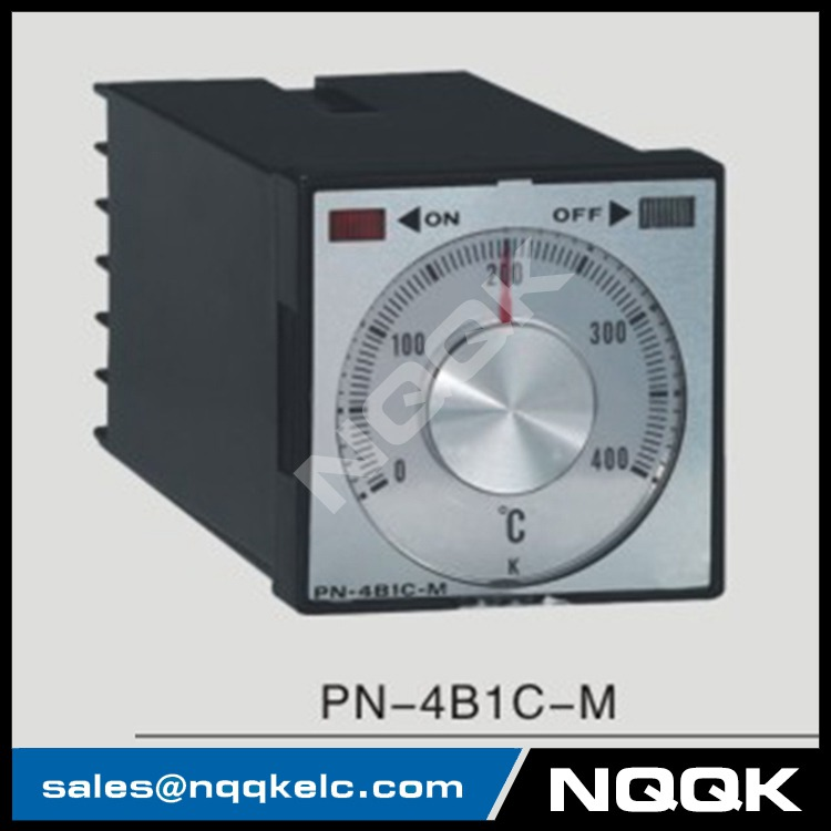 PN-4B1C-M 72mm K J relay SSR Industrial pointer Rotation adjustment Temperature Controller for plastic rubber