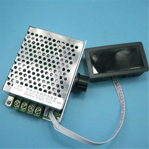 Digital Display Governor PWM DC Motor Governor High Power Controller 12V 24V 36V 48V 80V 30A