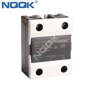 DC To DC 10A 240A Single Phase Solid State Relay