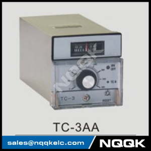 TC-3AA 72mm adjustion Digital Industrial Temperature Controller for plastic rubber packing machinery