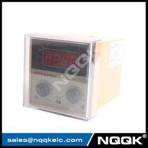 XMTA-2201 thermocouple RTD voltage resistance current silicon time adjusting Industrial digital Temperature Controller