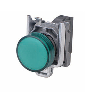 Turn Push Button Switch with Light Indicator