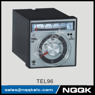 TEL96 96mm K J relay SSR Industrial pointer Rotation adjustment Temperature Controller for plastic rubber